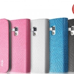 เคสหนังมีฝาเปิดปิด Samsung Galaxy S Duos - S7562 ยี่ห้อ IMAK Flip Leather Case