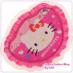 แผ่นรองเมาส์ Hello Kitty สีชมพู Hello Kitty mouse pad / Hello Kitty lace mouse pad / Korean / mouse pad / cute