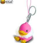 พวงกุญแจ B.Duck ชุดฤดูหนาว (ญ)