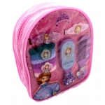 พร้อมส่งค่ะ SOFIA THE FIRST HAIR ACCESSORIES MINI BACKPACK SET