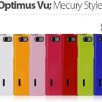 เคสนิ่ม LG Optimus Vu [P895] รุ่น Mercury Pearl Jelly