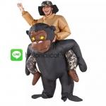 ชุดคิงคองเป่าลม **พร้อมส่ง**