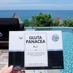 Gluta Panacea B&V กลูต้า พานาเซีย บีแอนด์วี บรรจุ 30 แคปซูล ลดเมลานินใต้ผิว บำรุงผิว จากภายในอย่างเข้มข้น Gluta Panacea B&V By Pang กลูต้าพานาเซีย 30 เม็ด ตัวเดียวครบ สำหรับคนผิวคล้ำมาก ยากจะฟื้นฟู