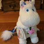 พร้อมส่งจ้า ตุ๊กตาMoomin Girlfriend 22 CM