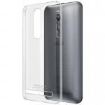 """เคสแข็งสีใส Asus Zenfone 2 (5.5"""") ยี่ห้อ IMAK Air Crystal II"""