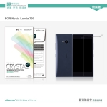 ฟิล์มกันรอยชนิดใส Nokia Lumia 730 เกรดพรีเมี่ยม ยี่ห้อ Nillkin Crystal Clear
