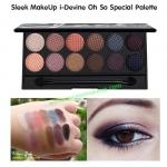 ขาย Sleek Makeup I-Divine Eyeshadow Palettes # Oh So Special โทนสีแต่งได้หลากหลายทั้งแนวหวานหรือจัดหนักแบบสโม้กกี้อายกันเลยทีเดียว