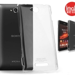 เคสแข็งสีใส Sony Xperia C - S39h ยี่ห้อ IMAK Air Crystal II