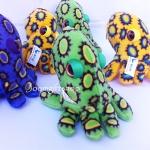พวงกุญแจตุ๊กตา ปลาหมึก คละสี โหลละ 280 บาท (12 ชิ้น)