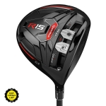 NEW TAYLORMADE R15 BLACK DRIVER 12* / FUJIKURA SPEEDER 47 EVOLUTION FLEX LADY