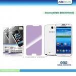 ฟิล์มด้าน ลดรอยนิ้ว Samsung Galaxy Note 2 เกรดพรีเมี่ยม ยี่ห้อ Nillkin