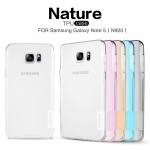 เคสยางนิ่ม บางเฉียบ Samsung Galaxy Note 5 เกรดพรีเมี่ยม ยี่ห้อ Nillkin