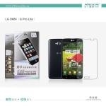 ฟิล์มด้าน ลดรอยนิ้ว LG Optimus G Pro Lite เกรดพรีเมี่ยม ยี่ห้อ Nillkin