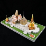 จิ๊กซอ 3 มิติ วัดพระศรีรัตนศาสดาราม(Wat Phra Kaew)