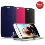 เคสหนังฝาพับ Oppo N1 ยี่ห้อ IMAK Leather Flip Cover