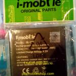 แบตเตอรี่ ไอโมบายIQ6.2 แท้ศูนย์ BL-199 (i-mobile IQ6.2)