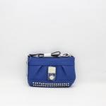 พร้อมส่งค่ะ  GUESS Wristlet/ Clutch bag สีน้ำเงิน