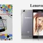 ฟิล์มกันรอยชนิดใส (ตรงรุน) Lenovo K900