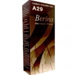 Berina เบอริน่า ครีมย้อมผม A29 สีช็อกโกแลตกลาง