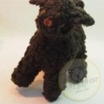 ตุ๊กตาสุนัข ขนาด 14 cm. Wangwang