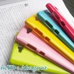 เคสแข็งบาง Huawei Y600 รุ่น Rainbow Hard Slim