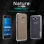 เคสยางนิ่ม บางเฉียบ Samsung Galaxy Grand Pirme ยี่ห้อ Nillkin