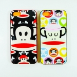 Face idea case: PUAL FRANK case i4/4s,i5/5s