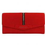(preorder มีนาคม 58) Charles&Keith zipper wallet