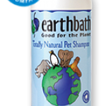 Earthbath EUCALYPTUS & PEPPERMINT แชมพูสูตรยูคาลิปตัสและเปปเปอร์มินท์ กำจัดและไล่เห็บหมัด
