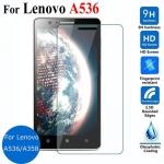 ฟิล์มกระจกนิรภัย Tempered Glass สำหรับ Lenovo A536