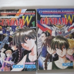GUNDAM W ชุด เล่ม 1-2 ( 3 เล่มจบ ) Koichi Tokita เขียน