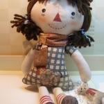 ตุ๊กตาหนูน้อยเอนี่ ขนาด 25 cm - AnyDoll