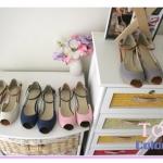 รองเท้าแฟชั่นเกาหลี ปากปลาน่ารัก