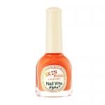 Skinfood Nail Vita Alpha Macaron #AOR02