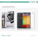 ฟิล์มกันรอยแบบด้าน SS Galaxy Note 3 เกรดพรีเมี่ยม ยี่ห้อ Nillkin