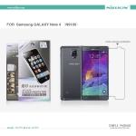 ฟิล์มกันรอยหน้าจอ เกรดพรีเมี่ยม Samsung Note 4 ยี่ห้อ NILLKIN