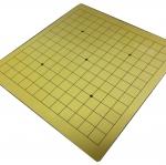กระดานหมากล้อมไม้ไผ่9x9และ13x13เส้น