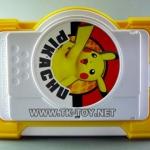 Pokemon Tretta กล้องโปเกมอนเก็บเหรียญ (แถมเหรียญโปเกมอน 6เหรียญ)