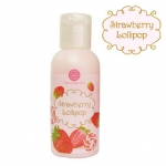 Etude House Finger Food Strawberry Lollipop Hand Lotion