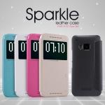 เคสหนังฝาพับ HTC One M9 ยี่ห้อ Nillkin Sparkle Leather
