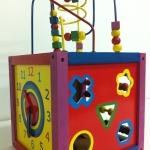 กล่องกิจกรรม 5 ด้าน (Multifunction Intelligent Box 5 In 1)