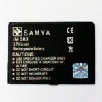 แบตเตอรี่ ไอโมบาย (i-mobile) IMS383