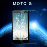 ฟิล์มกระจกนิรภัย Tempered Glass สำหรับ Moto G