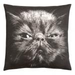 ♥♥พร้อมส่งค่ะ♥♥ H&M Canvas Cushion Cover  ปลอกหมอนลายแมวน่ารัก สำหรับคนรักแมว