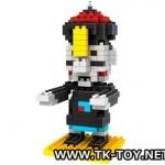 เลโก้นาโน เปาเปาผีเพื่อนซี้ 170 ชิี้่น LEGO NANO PAOPAO