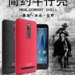 """เคสแข็งบาง เนื้อทราย Asus ZenFone 2 (5.5"""") รุ่น IMAK Quicksand"""