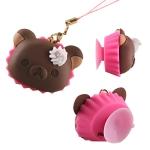 พร้อมส่งค่ะ Rilakkuma Chocolate and Coffee cord holder and stand
