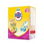 Nestle BEBEสูตร 1 600g. ( 6 กล่อง)