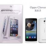 ฟิล์มกันรอยชนิดใส Oppo Find Clover - R815