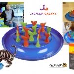หางปลาซ่อนขนม The Jackson Galaxy